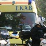 Ενας άνδρας και δύο παιδιά χωρίς τις αισθήσεις τους σε νοσοκομεία μετά από πυρκαγιά