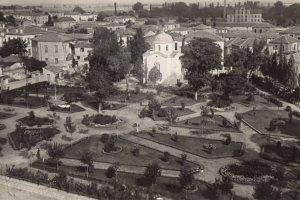 Ο Κήπος των Ανακτόρων. Του Νικολάου Παπαθεοδώρου