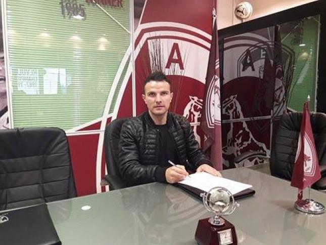 ΑΕΛ: Δεν παραχωρείται ο Αγκάνοβιτς