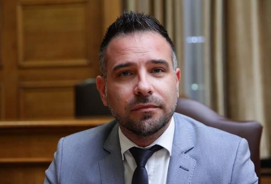 Γ. Κατσιαντώνης για την εκδημία του Μητροπολίτη Ιγνατίου