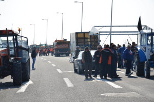 Άρση κυκλοφοριακών ρυθμίσεων λόγω αγροτικών κινητοποιήσεων