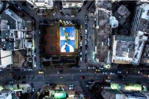 Το εντυπωσιακό graffiti για τον Γιάννη Αντετοκούνμπο στα Σεπόλια – Δείτε φωτο