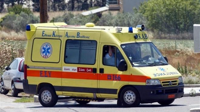Νεκρή γυναίκα που έπεσε από μπαλκόνι πολυκατοικίας στη Θεσσαλονίκη