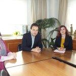 Ενισχύει τη συνεργασία με το Γαλλικό Ινστιτούτο Λάρισας