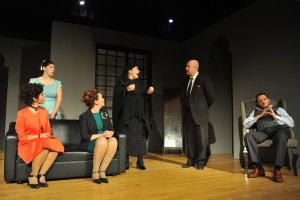 Παραστάσεις από την Ερασιτεχνική Σκηνή στη Λάρισα