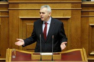 Χαρακόπουλος: Ο Γιάννης Σωτηρίου υπήρξε υπόδειγμα δημοσίου ανδρός!