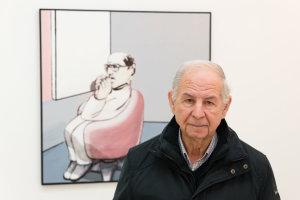 Έκθεση του Χρήστου Σαμαρά στην Art Gallery Μαργώνη