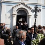 Πλήθος κόσμου αποχαιρέτησε τον σπουδαίο Νίκο Κούνδουρο