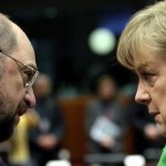 Άνοιξε η «ψαλίδα» μεταξύ Μέρκελ και Σουλτς στη Γερμανία