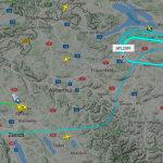 Θρίλερ με αεροσκάφος της Aeroflot