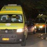 Αυτοκίνητο παρέσυρε ποδήλατο στη Λάρισα