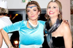 Το αποκριάτικο πάρτυ της Ελληνικής Αντικαρκινικής Εταιρείας
