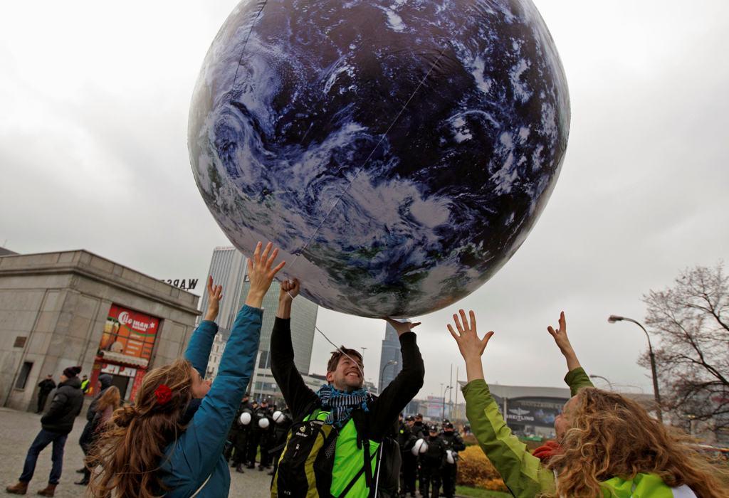 Δυσοίωνες προβλέψεις για το περιβάλλον λόγω αύξηση διοξειδίου του άνθρακα