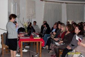 Εκδήλωση αφιερωμένη στην Ημέρα της Γυναίκας