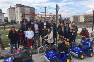 Ελασσόνα: Σε λειτουργία το Πάρκο Κυκλοφοριακής Αγωγής