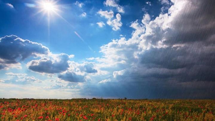 Λάρισα:Καλός καιρός την Κυριακή- Βροχές από την Τρίτη