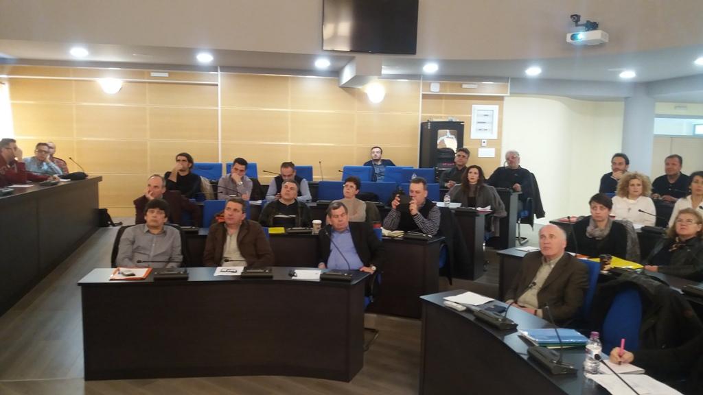 Συνάντηση για το πρόγραμμα Γεωργικών Προειδοποιήσεων στην Βαμβακοκαλλιέργεια