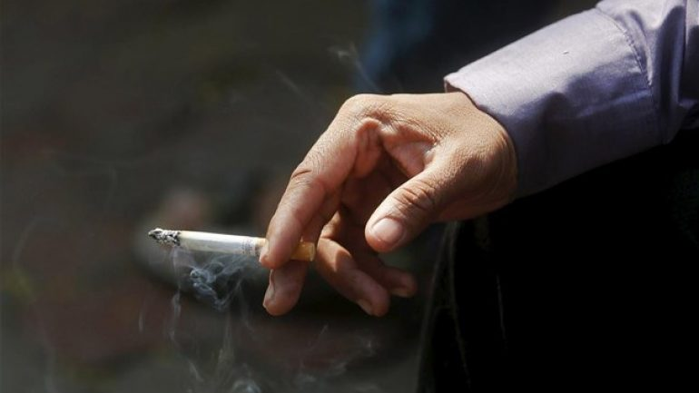 Πολύ υψηλά τα ποσοστά καπνιζόντων στην Ελλάδα