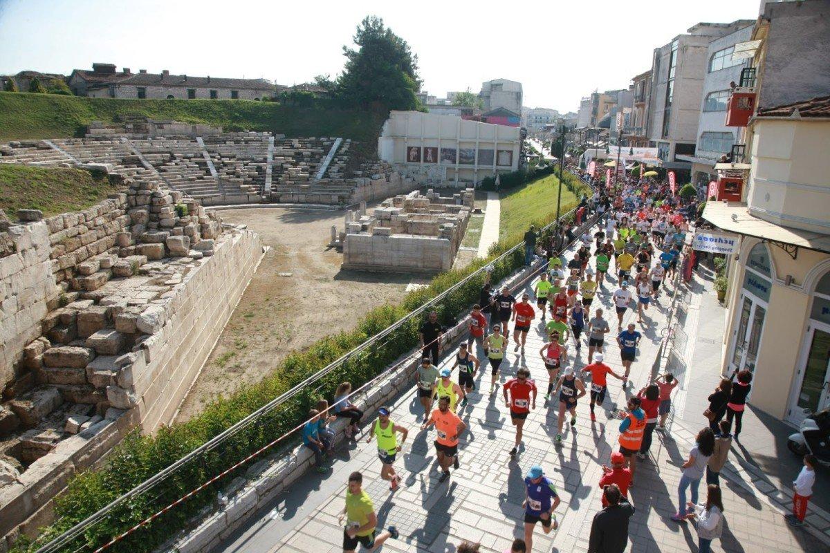 Oι εγγραφές για τον 9ο Ιπποκράτειο Αγώνα Δρόμου συνεχίζονται