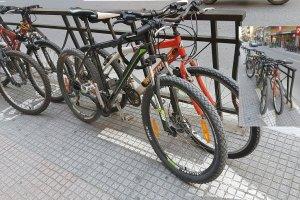 Προβλήματα στους ποδηλάτες από τα… ποδήλατα