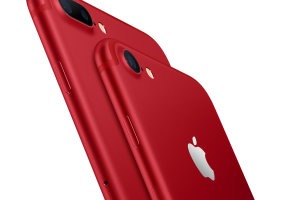 Στη Vodafone τα iPhone 7 & iPhone 7 Plus RED (PRODUCT) Special Edition