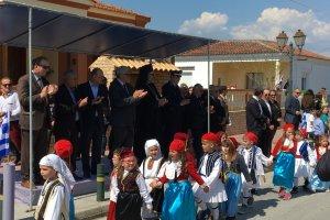 Η 25η Μαρτίου στο Δήμο Τεμπών