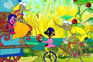 Προβολή ταινίας για παιδιά στη Δημοτική Πινακοθήκη Λάρισας