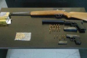 Συναγερμός στην Ξάνθη: όπλα και πυρομαχικά σε τζαμί