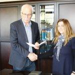 Η Μαρία Κούτρα νέο μέλος της 4ης Δημοτικής Κοινότητας