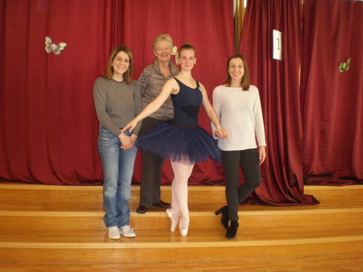 189a781ce64 Εξετάσεις Κλασικού Μπαλέτου της Βασιλικής Ακαδημίας Χορού του Λονδίνου