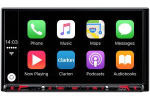 Clarion ΝΧ807Ε: Ένα νέο σύστημα πολυμέσων με CarPlay