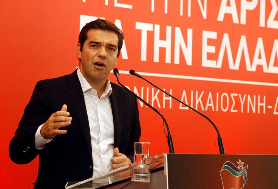 Εκλογή νέου γραμματέα θα εισηγηθεί ο Αλ. Τσίπρας στην Κ.Ε του ΣΥΡΙ<Α
