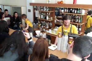 Σεμινάριο σε σπουδαστές ΤΕΙ Θεσσαλίας από την Coffee Island (ΦΩΤΟ)