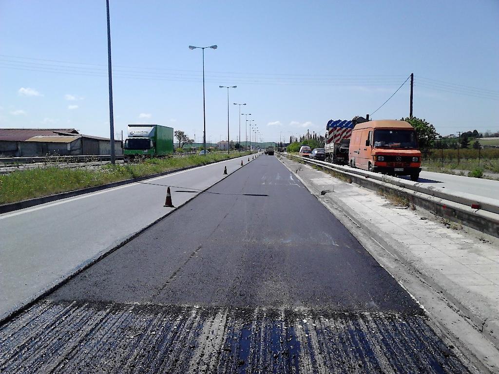 Προς υλοποίηση η συντήρηση του δρόμου Λάρισας – Καρδίτσας