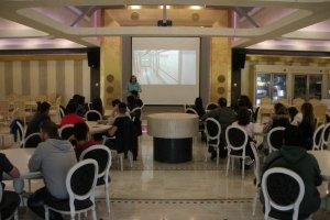 Επίσκεψη σπουδαστών ΤΕΙ Θεσσαλίας στις εγκαταστάσεις εταιρίας