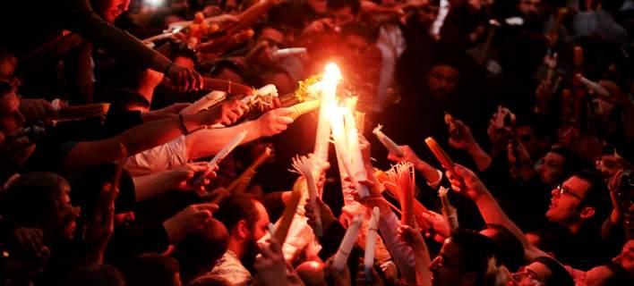 Το Μ.Σάββατο αναχωρεί η ελληνική αντιπροσωπεία για το Αγιο Φως
