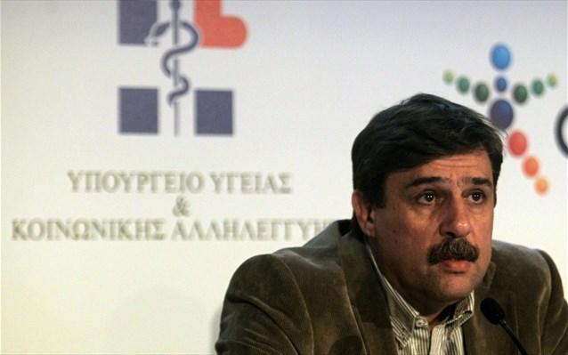 Την κατάργηση του 1 ευρώ ανά συνταγή φαρμάκων προανήγγειλε ο Ανδ. Ξανθός