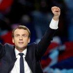 """Τα τελικά αποτελέσματα του α"""" γύρου των γαλλικών προεδρικών εκλογών"""