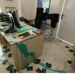 Εισβολή αγνώστων στα γραφεία της «Καθημερινής» στη Θεσσαλονίκη (ΒΙΝΤΕΟ)