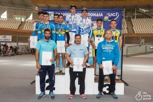 Πρωταθλητής ο Ποδηλατικός ΓΣ Λάρισας