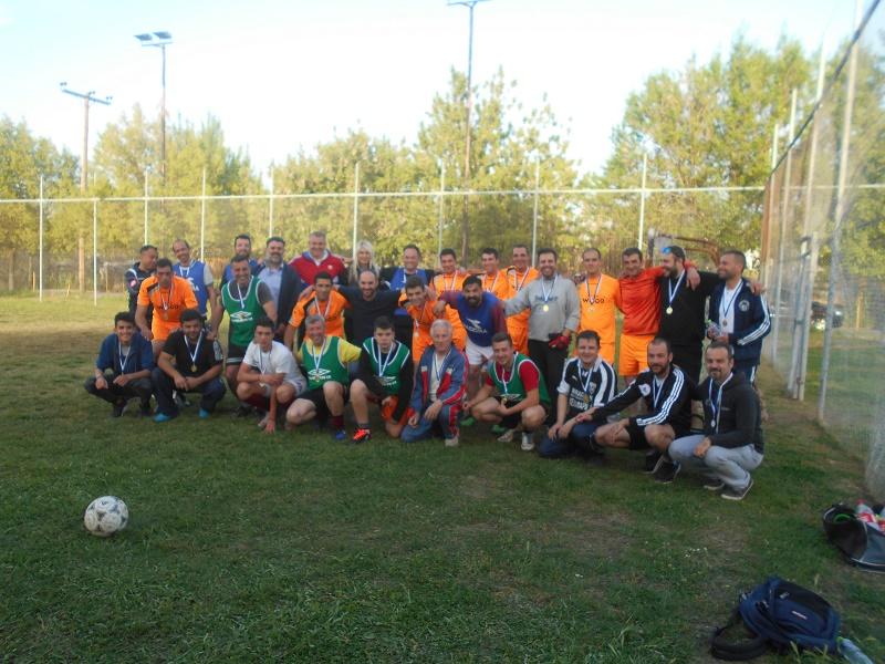 ΕΚΝΛ: Διοργανώνει αντιπολεμικό τουρνουά ποδοσφαίρου για την 1η Μάη
