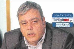 Xρ. Βερναρδάκης: Ανασύνταξη του κοινωνικού κράτους