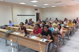 Διαλέξεις στο ΤΕΙ Θεσσαλίας για τη Διαχείριση Έργων