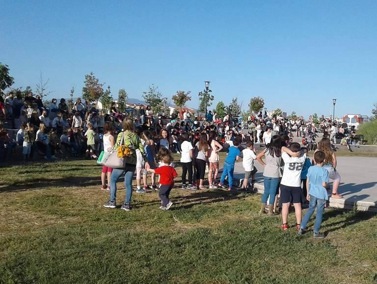Πλήθος Λαρισαίων σε εκδήλωση του Συλλόγου «Άλκηστις» (ΦΩΤΟ)