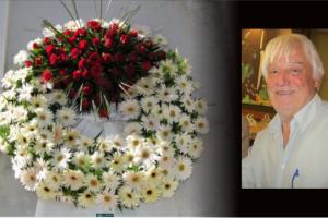 Αμπελώνας: Κηδεύεται σήμερα ο Γιώργος Μπλάντας