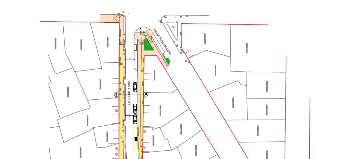 Ανακατασκευάζεται και η οδός Ηπείρου στη Λάρισα - Τι θα αλλάξει;