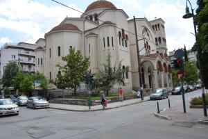 Αγρυπνία στον Ι.Ν. Αγίου Νικολάου για τα Εισόδια της Θεοτόκου