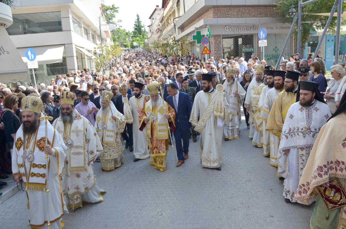 Κυκλοφοριακές ρυθμίσεις για τον εορτασμό του Αγίου Αχιλλίου