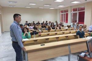 ΤΕΙ Θεσσαλίας: Διάλεξη για τις Ανανεώσιμες Πηγές Ενέργειας