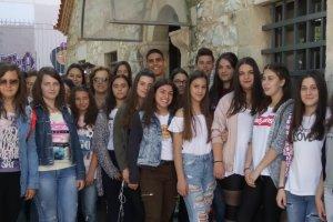 Μαθητές από το Συκούριο στο Μουσείο Εθνικής Αντίστασης